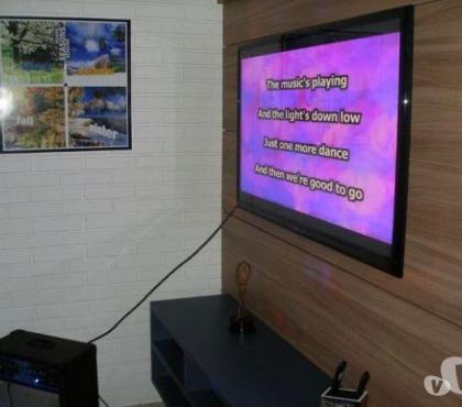 Fotos para Locação karaokê para festas em casa !! musica e diversão.