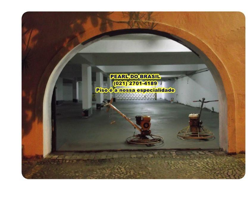 Fotos para Recuperação Restauração Piso Concreto Korodur