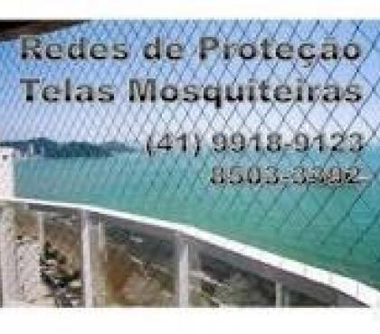 Fotos para Redes de Proteção em Curitiba