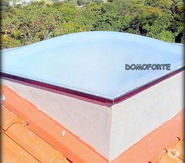 Fotos para Ponta de Estoque de domos de policarbonato