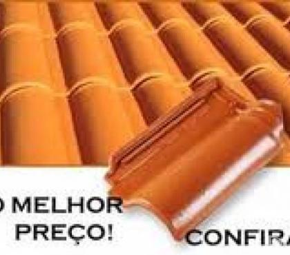 Fotos para Telhas Americanas vermelhas, brancas, Brasília e DF.