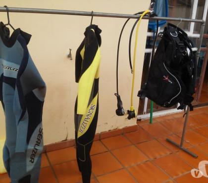 Fotos para Equipamento de mergulho
