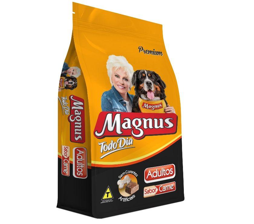 Fotos para Ração Magnus Premium Todo Dia Cães Adultos - 25 kg