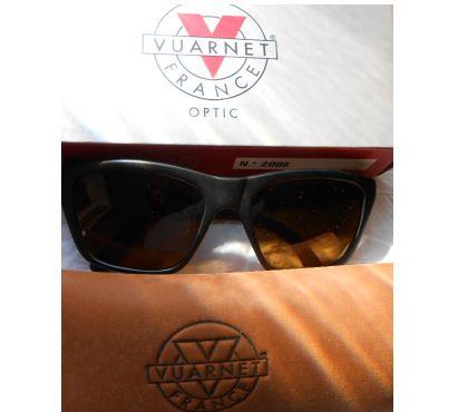 Fotos para Óculos Vuarnet Masc. Lentes PX 2000 Preto Fosco Mod. 006 (n
