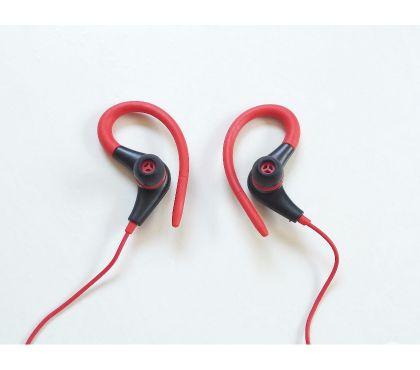 Fotos para Fone Ouvido Esportivo Intra Auricular Com Microfone Vermelho