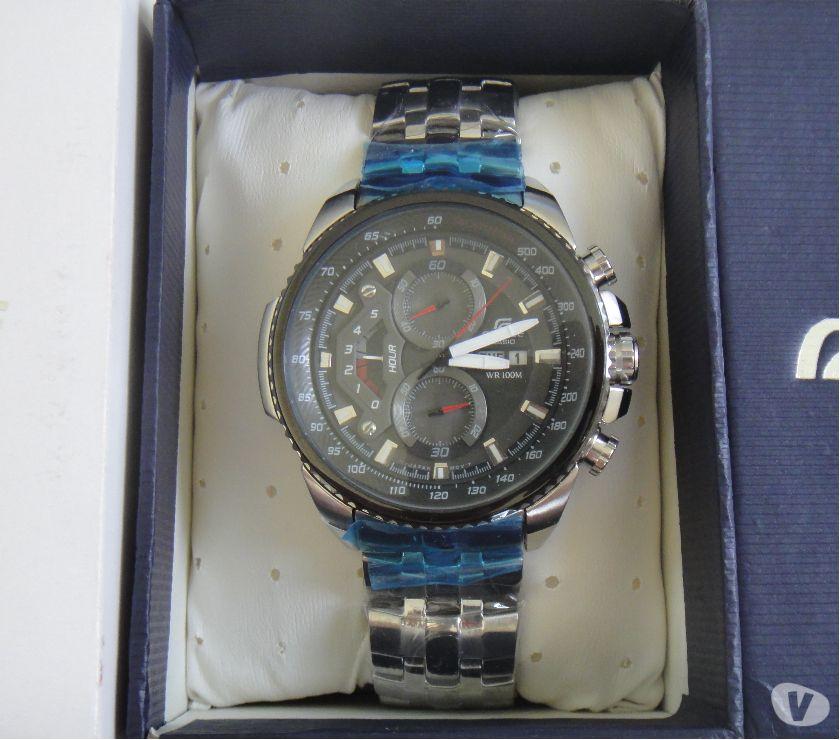 Fotos para Relógio Casio Edifice - EF-558D-1AV