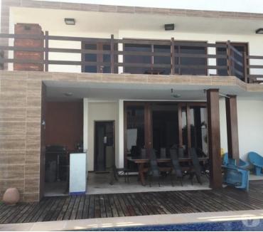 Fotos para Aluguel - Casa em Ponta Negra - 4 Suítes - 320m² - Piscina -