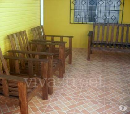 Fotos para sofa rustico