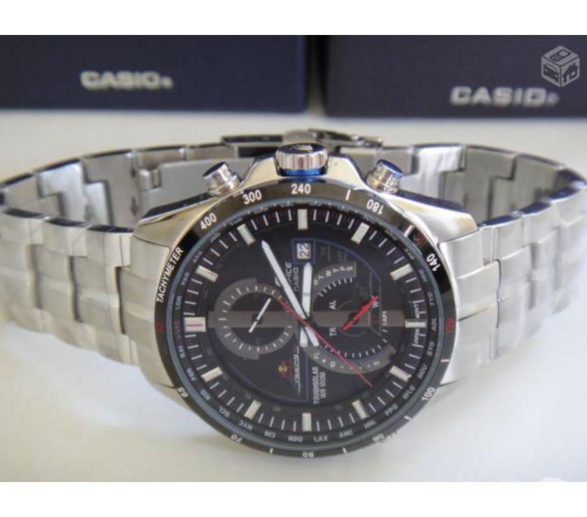 Fotos para Relógio Casio Edifice - EQS-A500DB-1AV