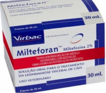 Fotos para Antiparasitário Solução Oral Para Leishmaniose - 30ml