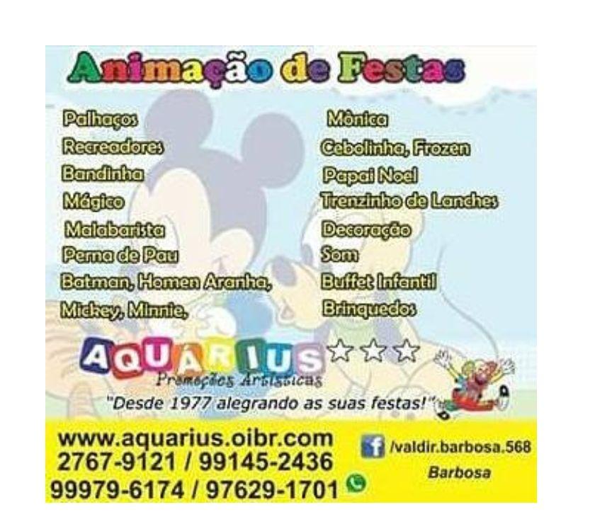 Outros serviços Nova Iguacu RJ - Fotos para ANIMAÇÃO DE FESTAS