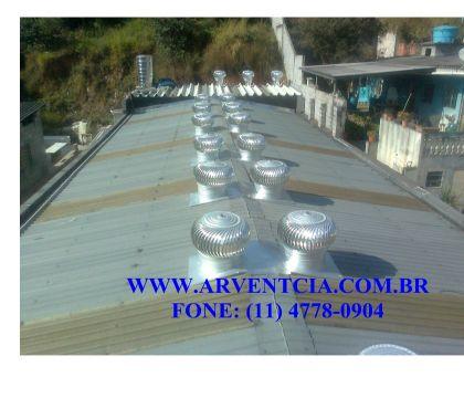 Fotos para EXAUSTOR EÓLICO (11) 4778-0904