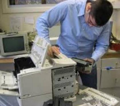 Fotos para Assistência Técnica Especializada fragmentadora de papel