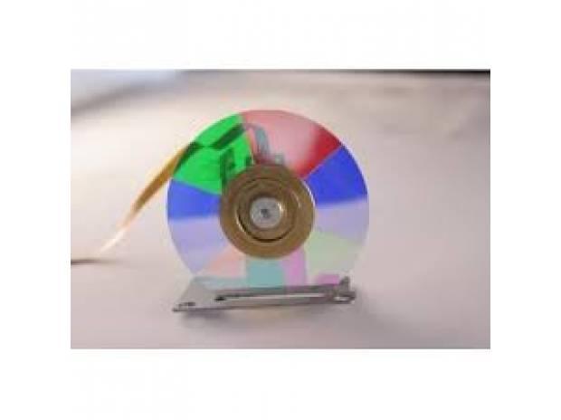 Fotos para Disco De Cores color Wheel Projetor Lg BS 254 Sd