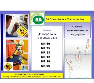 Fotos para NR 10; NR35; NR33 COTIA, BARUERI e CARAPICUIBA - Confira!!!