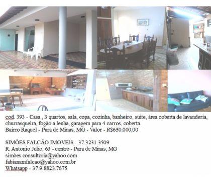 Fotos para Casa 3 dormitorios, bairro raquel