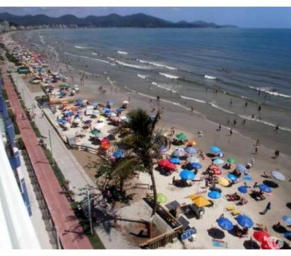 Fotos para Apto 4 suites c/ ar Frente Praia ao Shop. Show - Meia Praia