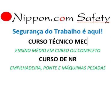 Fotos para segurança do trabalho sjc é na Nippon.com SegVale
