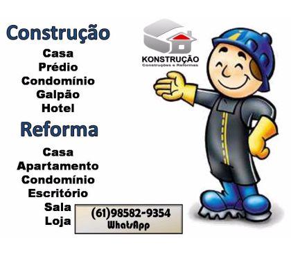 Fotos para Serviço de Construção e Reforma de Casa, Apartamento, Loja
