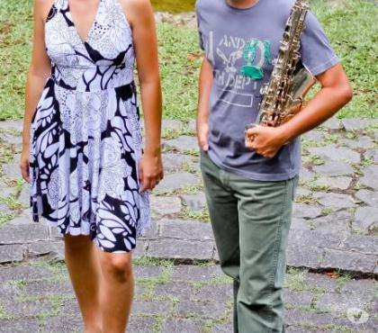 Fotos para Saxofone e Piano para eventos, casamentos e recepções