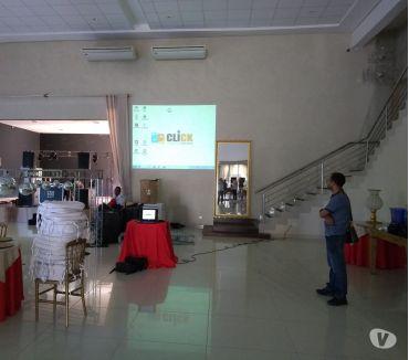 Fotos para Click - Locação de Projetores em João Pessoa