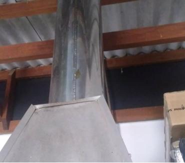 Fotos para Ótimo Chaminé Inox 8 metros