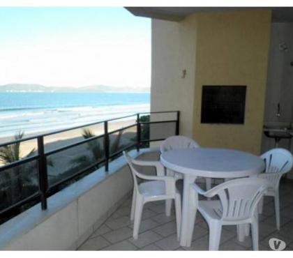 Fotos para Apartamento 3 quartos frente p/ praia - Meia Praia
