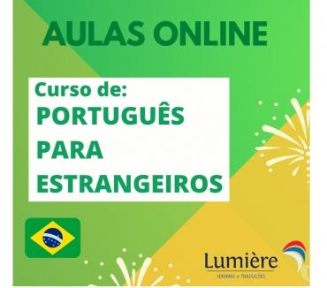 Fotos para Curso de Português para Estrangeiros
