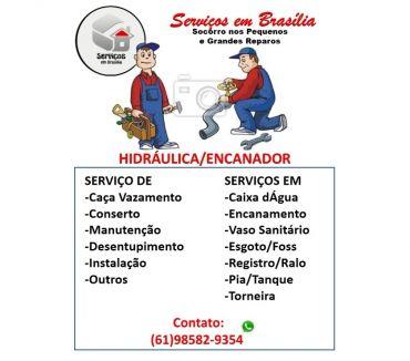 Fotos para Serviço de Bombeiro Hidráulico - Reformas no Cruzeiro e DF