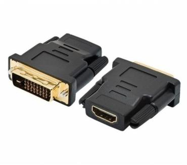 Fotos para Adaptador HDMI Fêmea X DVI Macho 24+1