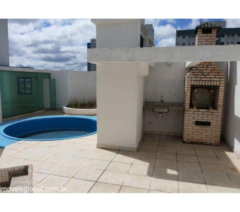 Fotos para Apartamento de Cobertura Residencial Águas de Tambaú 4 Qtos