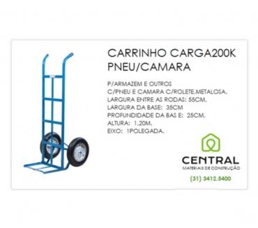 Fotos para Carrinho de Carga Armazem 200 kg em BH 31 3412.5400
