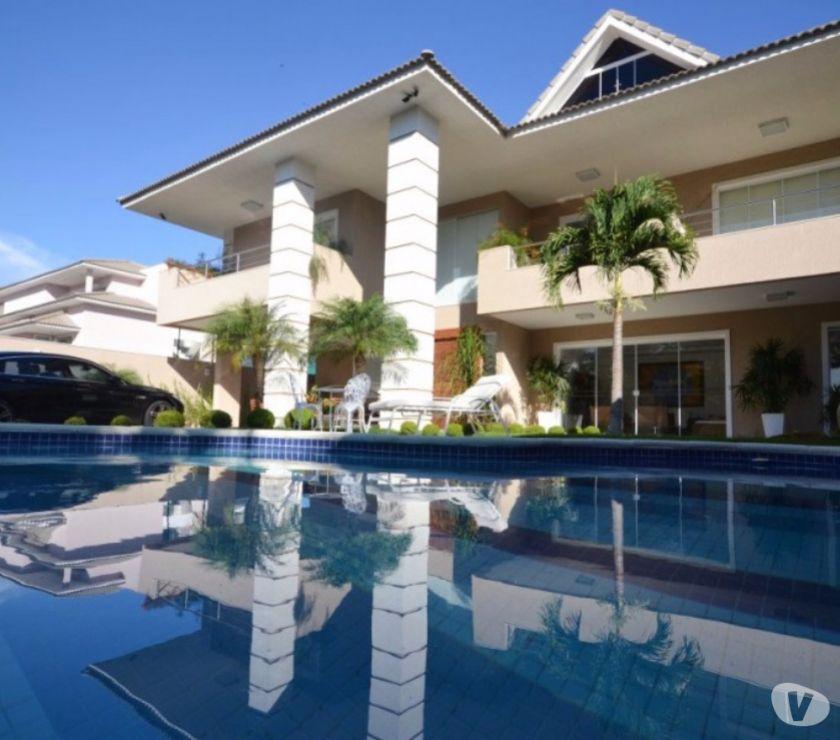 Apartamentos a venda Juiz de Fora MG - Fotos para Espetacular Mansão- Cond. Alameda dos Eucaliptos- Barra RJ