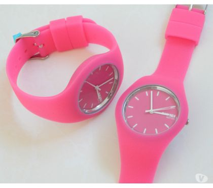 Fotos para Relógio Militar Skmei 1030 Rosa Pink