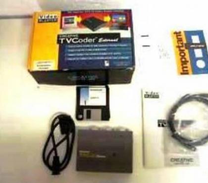 Fotos para Tvcoder Creative Conversor Svideo /tv / Rgb Format