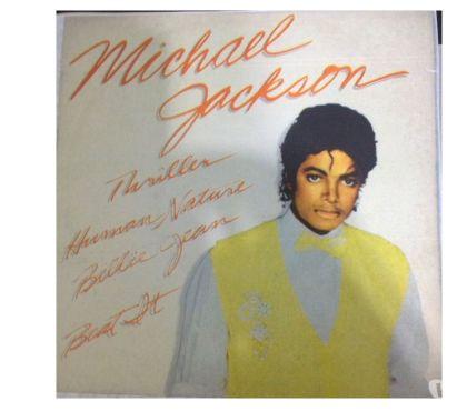 Fotos para CompactoVinilLP Michael Jackson,Leia a Descrição!