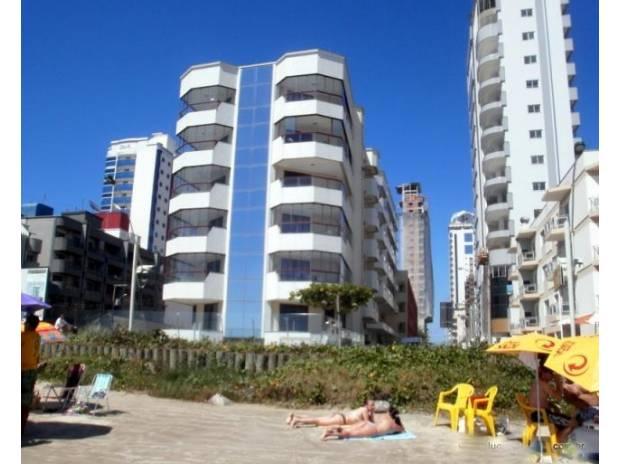 Aluguel temporada Itapema SC - Fotos para Apartamento 3 quartos com ar frente para praia