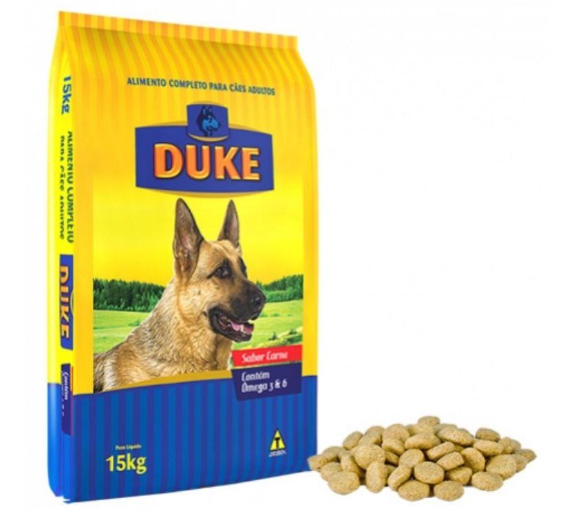 Fotos para Ração Duke Adulto 15 kg - R$ 42,00
