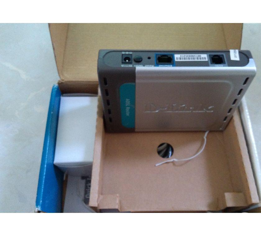 Fotos para Modem D-LINK DSL 500-G
