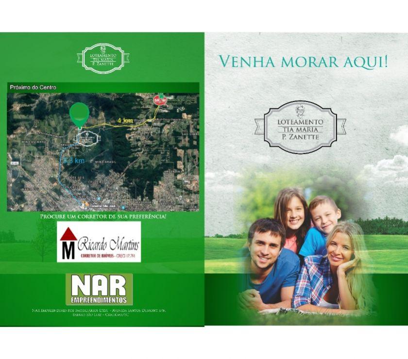Fotos para Terreno venda bairro Naspoline Loteamento Tia Maria Zanette