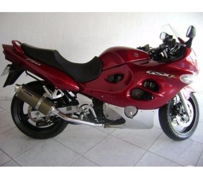 Fotos para Suzuki Gsx - F , 750 cc, Monica, nova revisada, Pneus novos