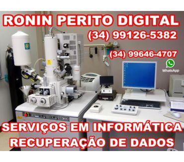 Fotos para RONIN PERITO - recuperação dados uberlandia