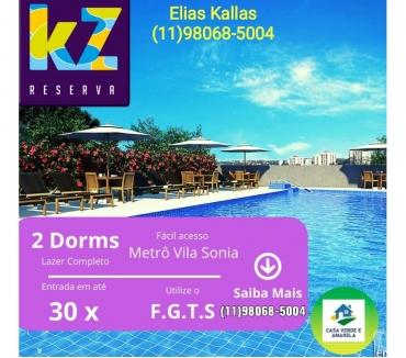 Fotos para Lançamento KZ Reserva 02 Dorms. Terraço (11) 98068-5004