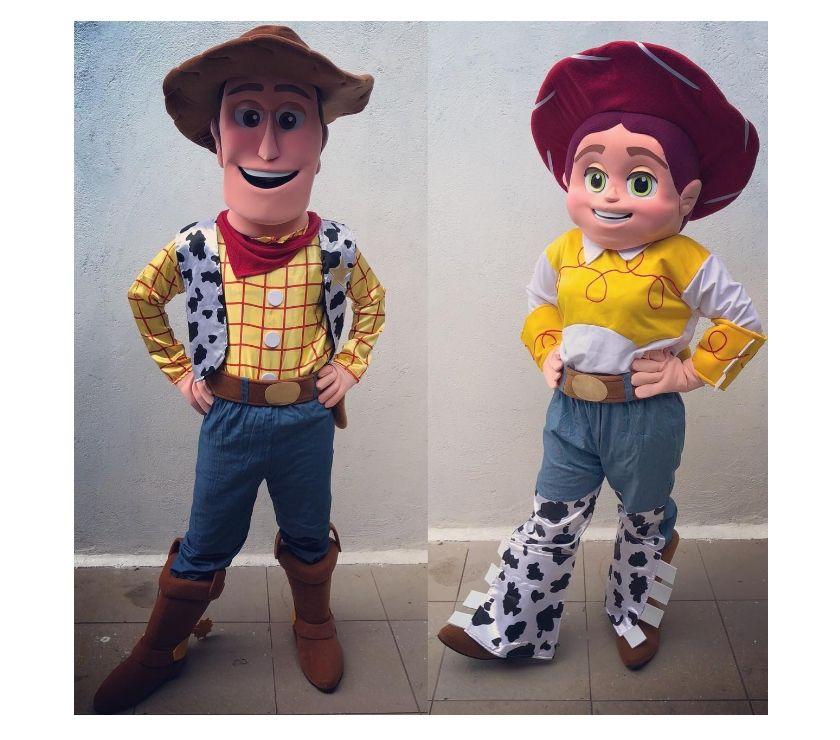 Fotos para Personagens Toy Story Buzz Lightyear na sua festa em belo ho