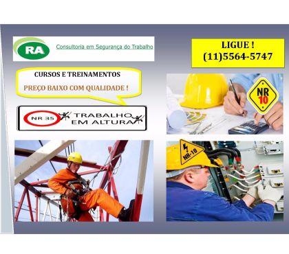 Fotos para NR10 Eletricidade SANTO AMARO - Curso NR 10;35 Promocional