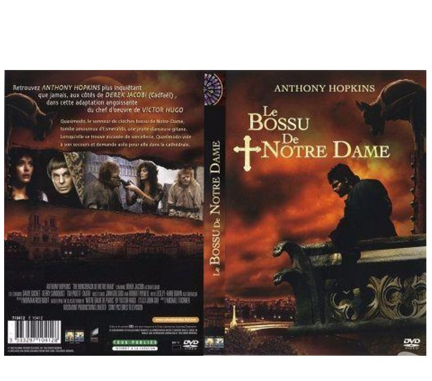 Fotos para Dvd O Corcunda de Notre Dame