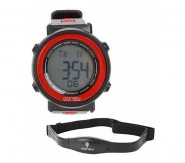 Fotos para Relógio & Monitor Cardíaco Gonew Global