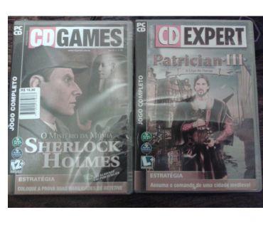 IXC- CD Games e CD Expert comprar usado  Grande Sao Paulo SP