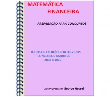 Fotos para Apostila de Matemática financeira para concursos bancários