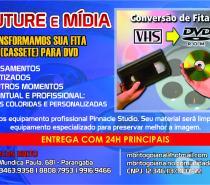 Fotos para Converte Fitas VHS (Cassete) para DVD Fortaleza Montese Ce